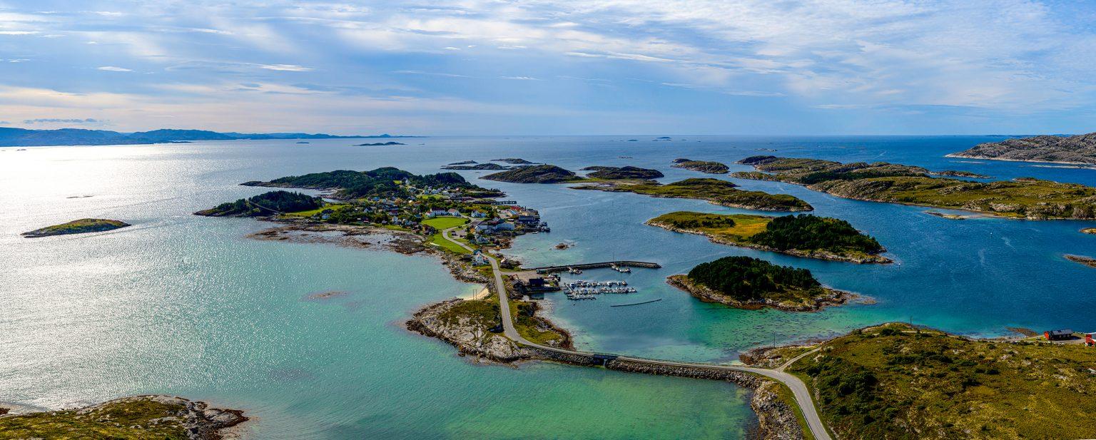 Vakre Abelvær. Foto: Jørgen Helmsøy