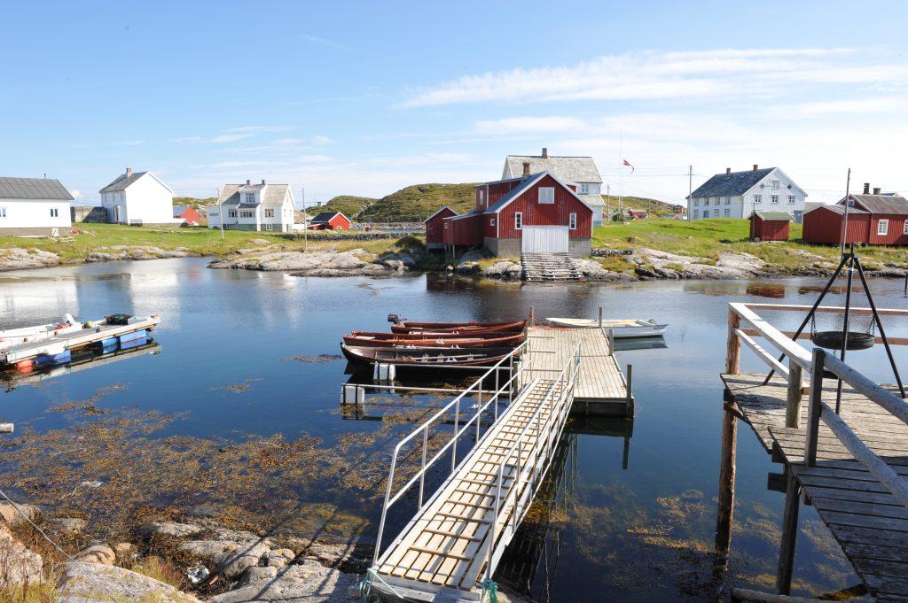 Sør-Gjæslingan. Foto: Kystmuseet Norveg