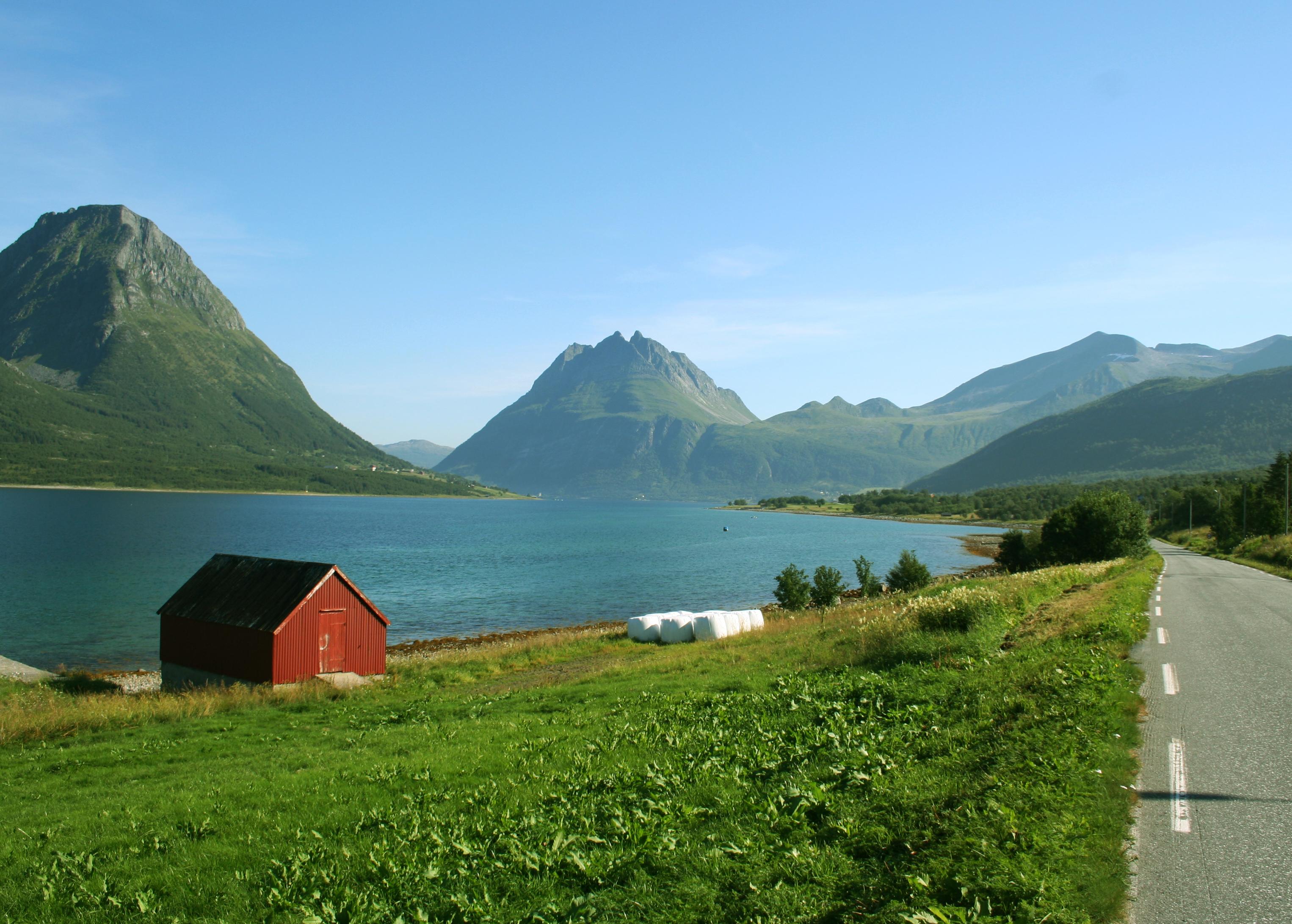 Aldersund. Foto: Olav Breen