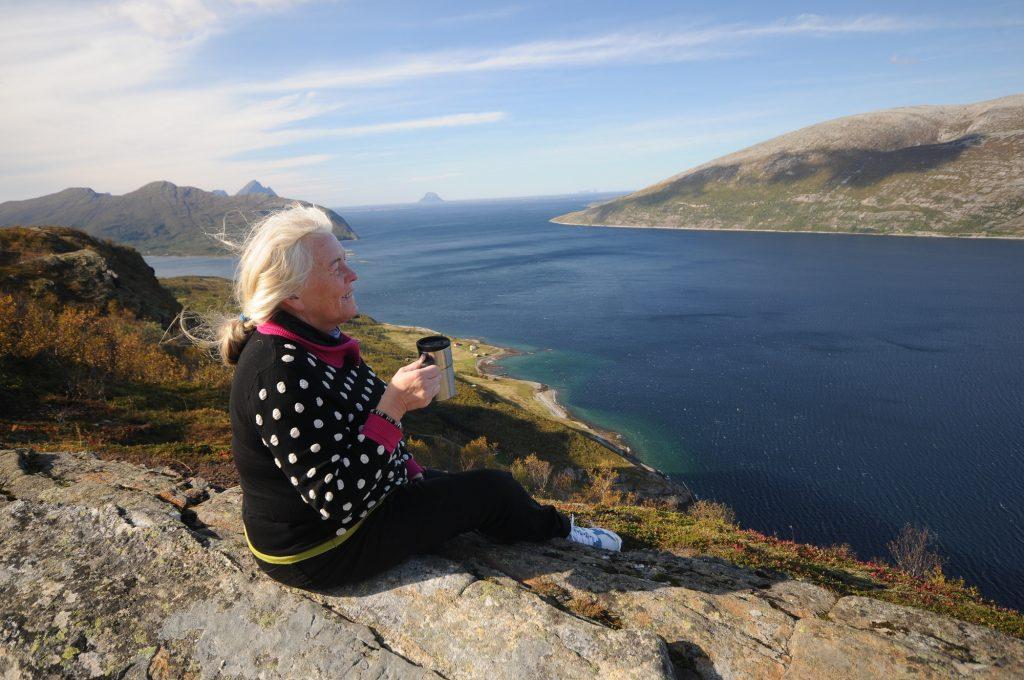 Sjonfjellet. Foto: Olav Breen