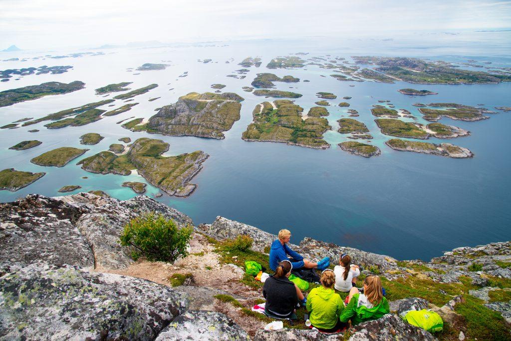 Rødøyløva. Foto: Olav Breen